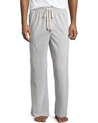 Original Penguin Lightweight Jersey Drawstring Sweatpants - Lyst
