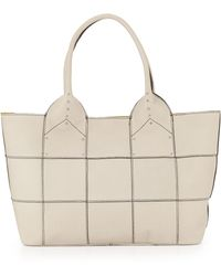 orYANY | Summer Studded-detail Tote Bag | Lyst