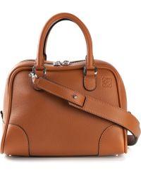Loewe 'Amazona' Shoulder Bag - Lyst