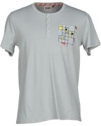 Basso & Brooke - T-shirt - Lyst
