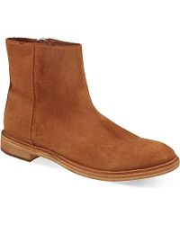 Paul Smith Sullivan Ankle Boots - For Men - Lyst