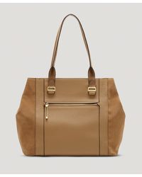 Vince Camuto Tote - Abby - Lyst