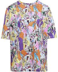 House Of Holland Garland Girls T-shirt - Lyst