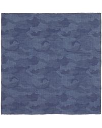 Tm Lewin - Camouflage Pocket Square - Lyst