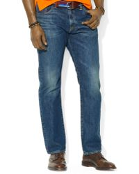 Polo Ralph Lauren Big and Tall Warwick Jeans - Lyst