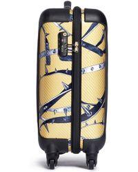 "Tumi X Chictopia 'tegra-lite®' Spike Print 20"" International Carry-on Suitcase"