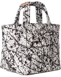 MZ Wallace - 'Medium Metro' Quilted Oxford Nylon Tote - Lyst