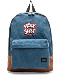 Lazy Oaf Holy Shit Backpack - Lyst