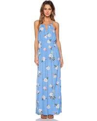 MINKPINK Summer Fling Maxi Dress - Lyst