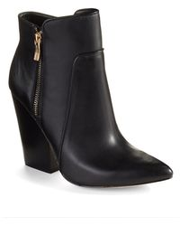 BCBGeneration Jules Pointed Toe Boots - Lyst
