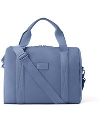 Dagne Dover - Weston Laptop Bag In Ash Blue, Large - Lyst