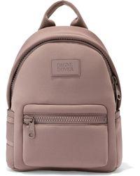Dagne Dover Dakota Backpack - Dune - Small - Brown