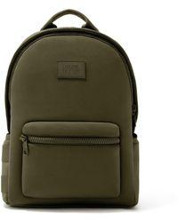 Dagne Dover Dakota Backpack In Dark Moss, Large - Green