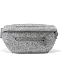 Dagne Dover Ace Fanny Pack In Heather Gray