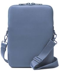 Dagne Dover Laptop Sleeve In Ash Blue, 12-inch