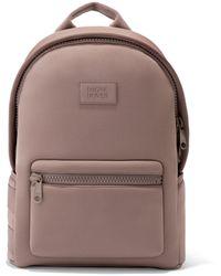 Dagne Dover Dakota Backpack In Dune, Medium - Brown