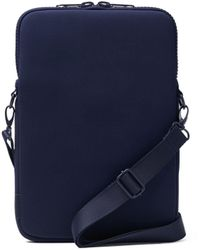 Dagne Dover Laptop Sleeve In Storm, 13-inch - Blue