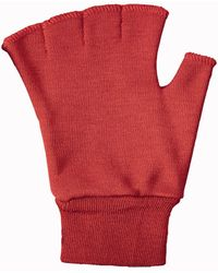DAMART Thermolactyl Gloves - Red