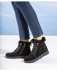 DAMART Thermolactyl Boots - Black
