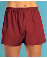 DAMART Pack Of 3 Boxer Shorts - Red