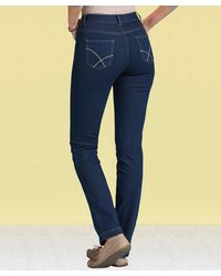 DAMART Perfect Fit Jeans - Blue