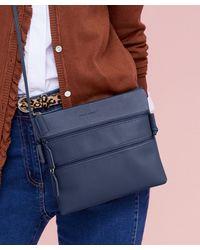 DAMART Multi Zip Bag - Blue