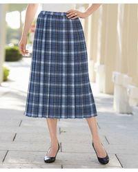 DAMART Skirt - Blue