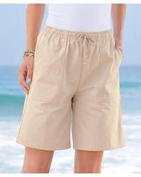 DAMART - Bermuda Shorts - Lyst