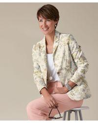 DAMART - Printed Jacket - Lyst