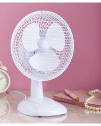 DAMART Beldray Electric Fan - White