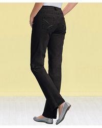 DAMART Perfect Fit Jeans - Black