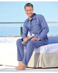 DAMART - Winceyette Pyjamas - Lyst