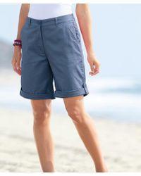 DAMART Adjustable Shorts - Blue