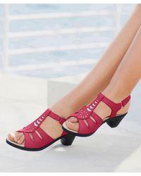 DAMART Coussin D'air Sandal - Multicolour