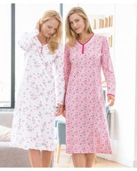DAMART Pack Of 2 Nightdresses - Multicolour