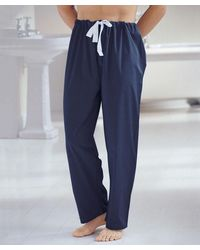 DAMART Pack Of 2 Pyjama Bottoms - Blue