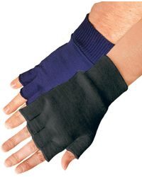 DAMART Thermolactyl Gloves - Blue