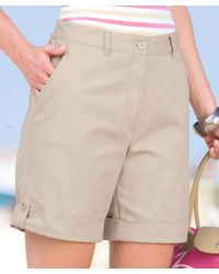 DAMART Adjustable Shorts - Natural