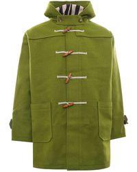 Levi's Duffel Coat - Green