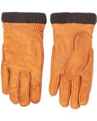 Hestra - Cork Primaloft Deerskin Gloves 20210-710 - Lyst