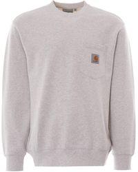 Carhartt WIP - Carhartt Pocket Sweatshirt - Lyst