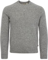 Levi's - Speckled Hayes Crew Neck Jumper - Lyst