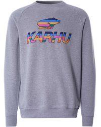 Karhu Team University Sweatshirt - Grey