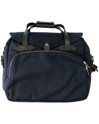 Filson - Padded Computer Bag - Navy - Lyst