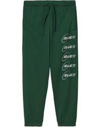 Carhartt WIP Orbit Sweat Pant - Green