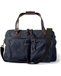 Filson - 48-hour Tin Cloth Duffle Bag - Lyst
