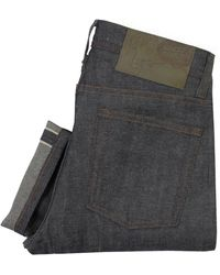 Naked & Famous - Naked And Famous Weird Guy Hemp Blend Selvedge - Lyst