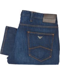 Emporio Armani - J06 Slim Fit Jeans - Lyst