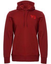 Y-3 - Classic Logo Hoodie - Lyst