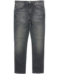 Nudie Jeans Lean Dean Denim Jeans - Grey